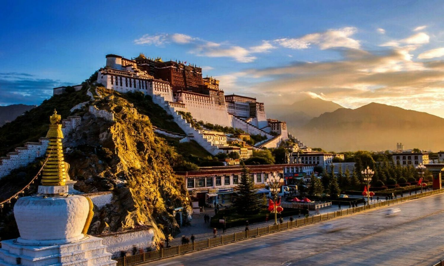 Kulturelle Highlights in Tibet