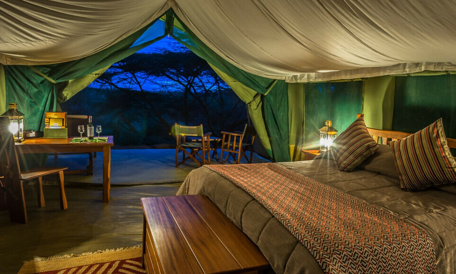 BEST OF KENIA - SAFARI IN DER KLEINGRUPPE